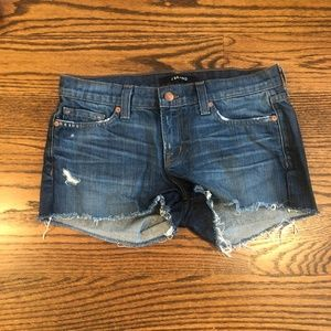 J Brand Denim Cut-Off Shorts